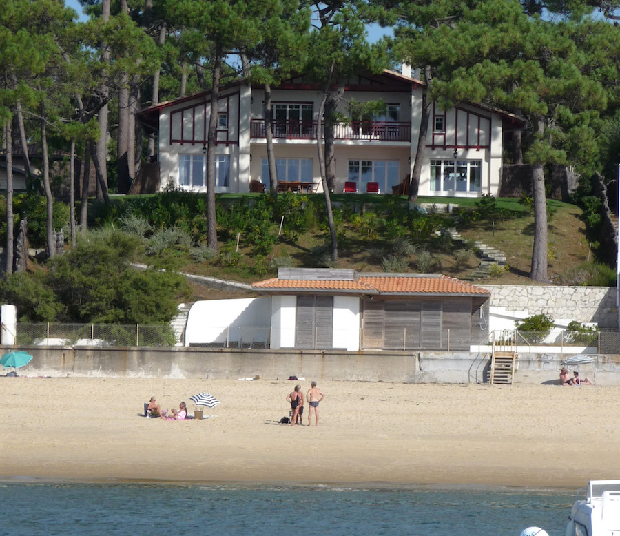 THE BASQUE BEACH HOUSE